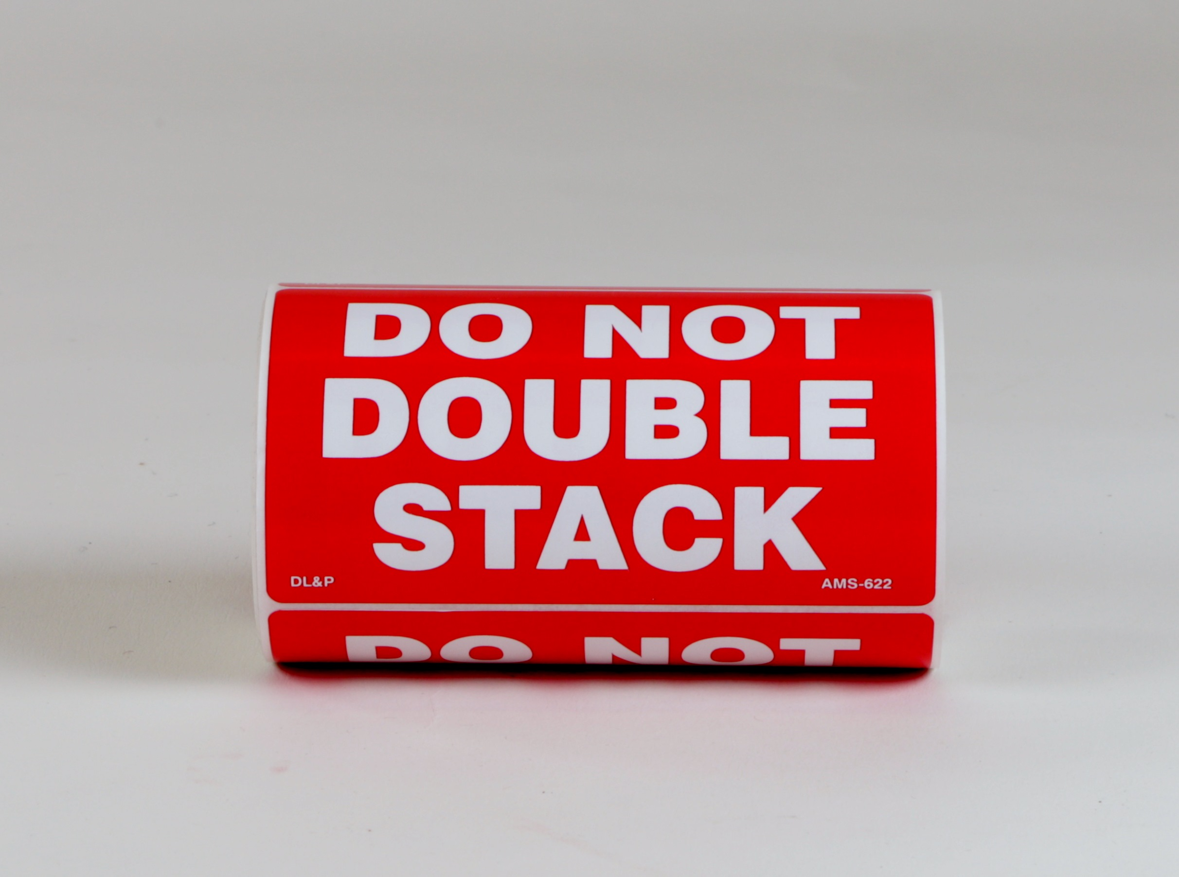 Do Not Double Stack Label Boxes4u